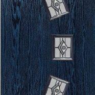 Designer Door Range Blue
