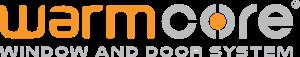 WarmCore window and door logo Pantone